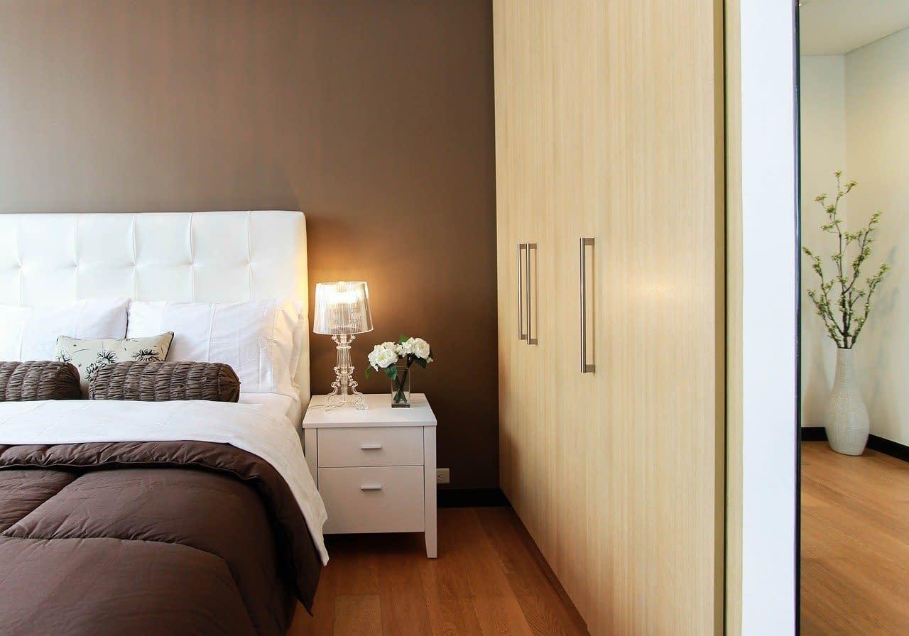 Schlafzimmer der Tischlerei Kofler aus Völlan